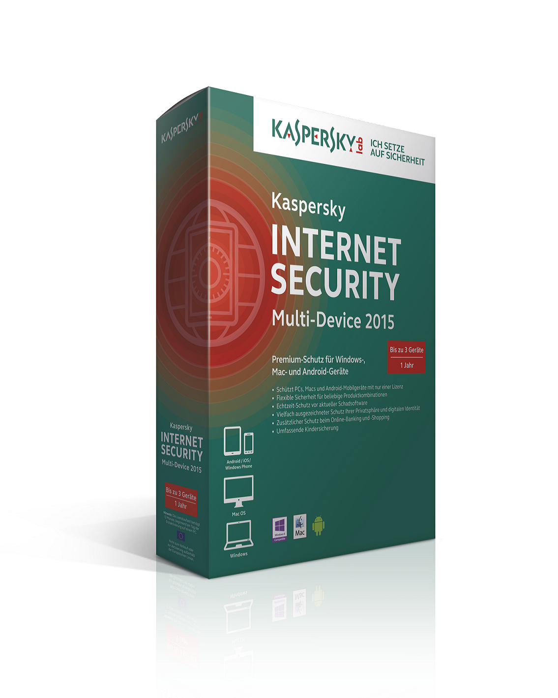 Ключ Kaspersky Internet Security 2012