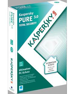 Kaspersky PURE 3.0