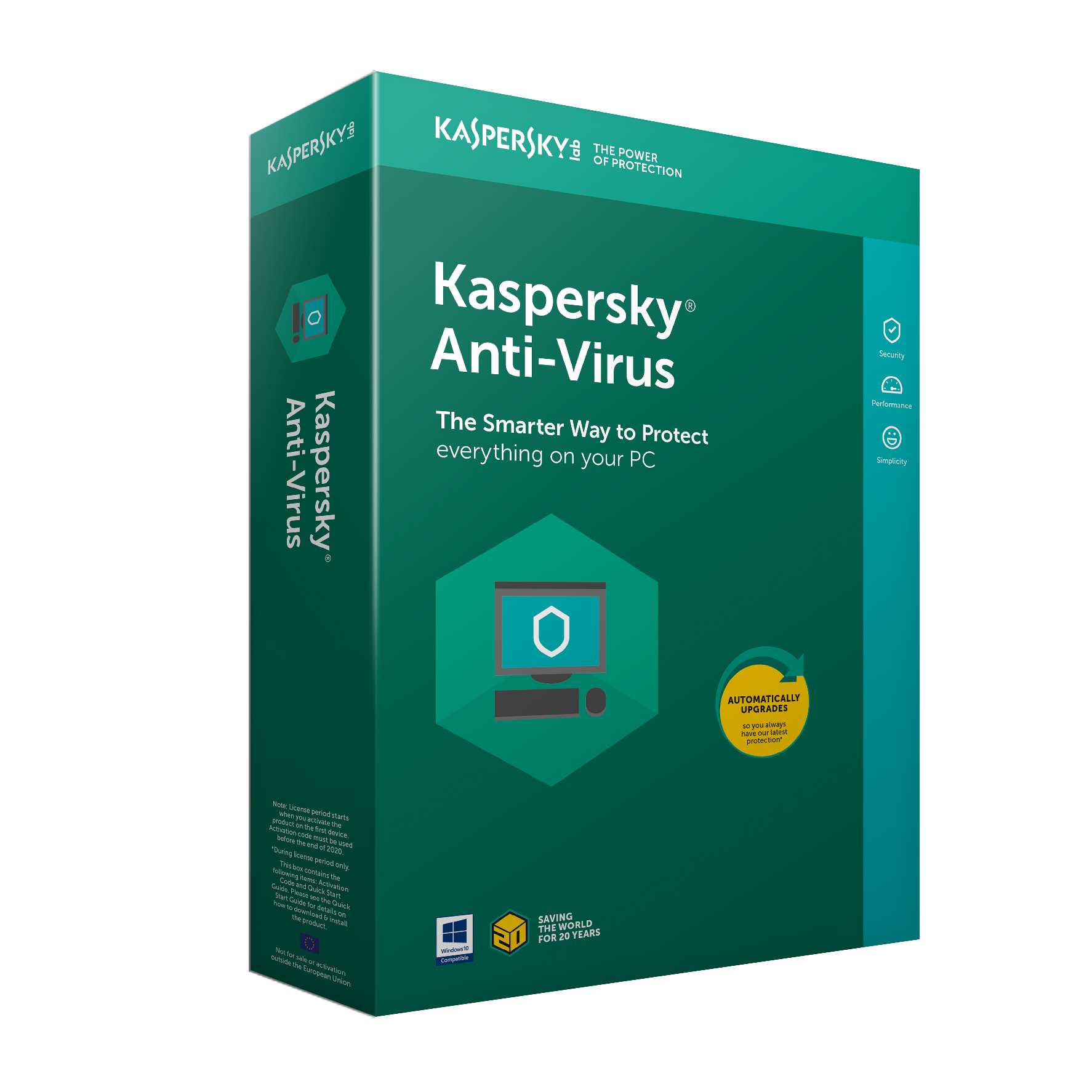 kaspersky for the mac